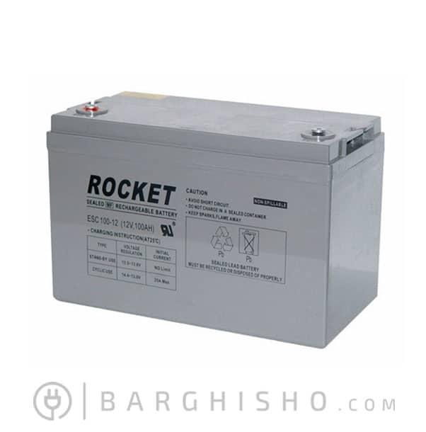 باتری راکت