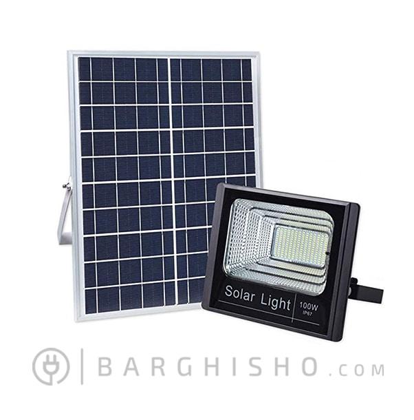 پروژکتور خورشیدی
